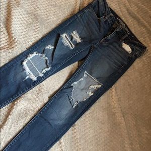 American Eagle outfitters jeggings size 4